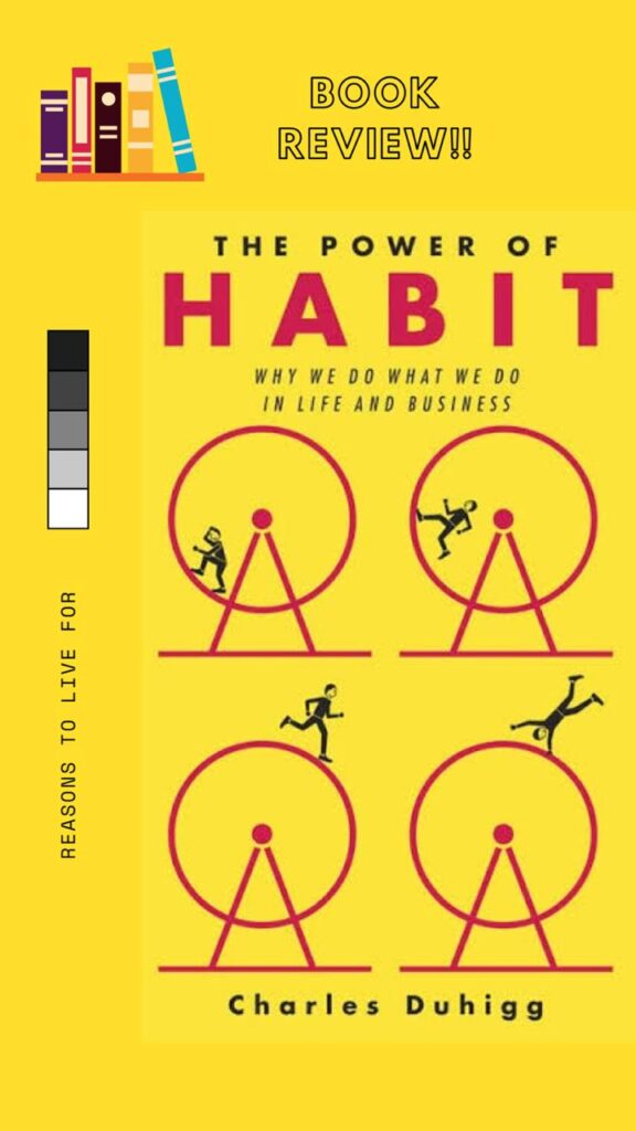 The Power of Habit— Book by Charles Duhigg